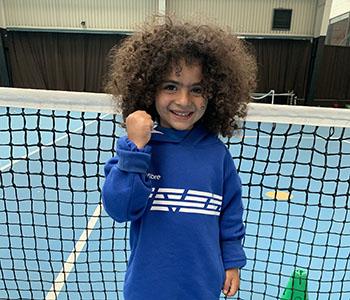 CAS Tennis Academy Alvina El Fakari