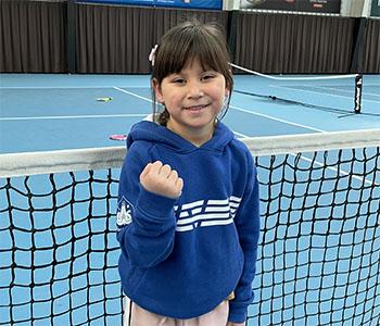 CAS Tennis Academy Eveline Matthyssens