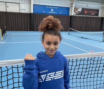 CAS Tennis Academy Inaya Soares Gomes
