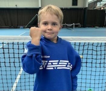 CAS Tennis Academy Jef Van Pelt