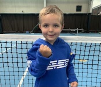 CAS Tennis Academy Jules Van Pelt