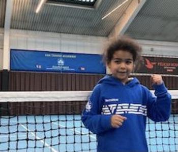 CAS Tennis Academy Lemya Mazaza