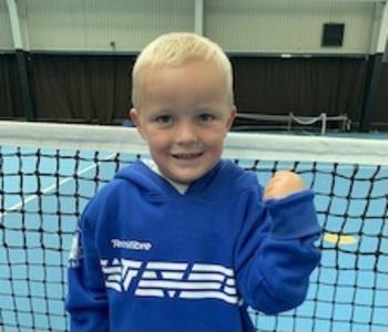 CAS Tennis Academy Maurice Van Coppenolle
