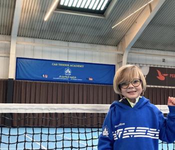 CAS Tennis Academy Niklas Verlaak