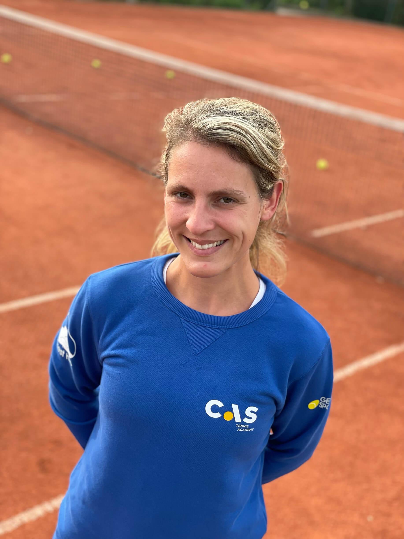 Chloe Lyssens Cas Tennis Academy