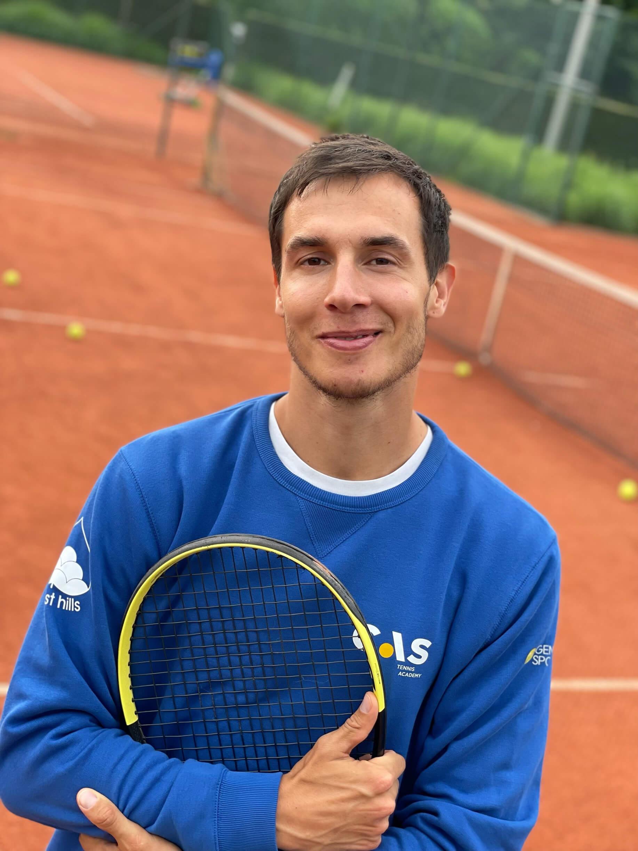 Glenn De Block Cas Tennis Academy