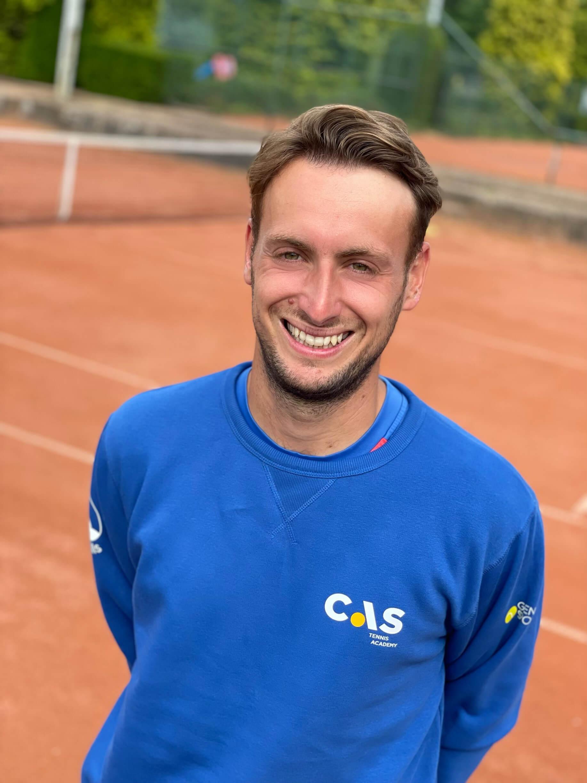 Cas Tennis Academy Trainer Kenneth Dockx