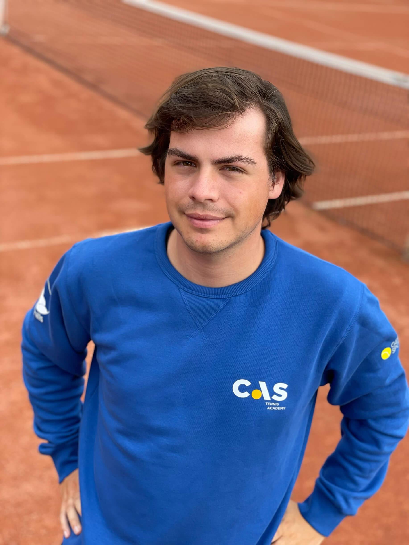 Sam De Mulder Cas Tennis Academy