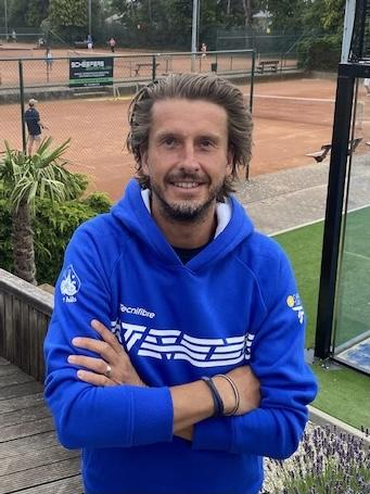 Stephane Timmermans Cas Tennis Academy