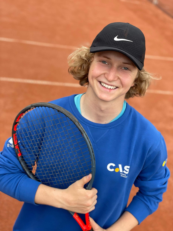 Stijn Van Asten Cas Tennis Academy