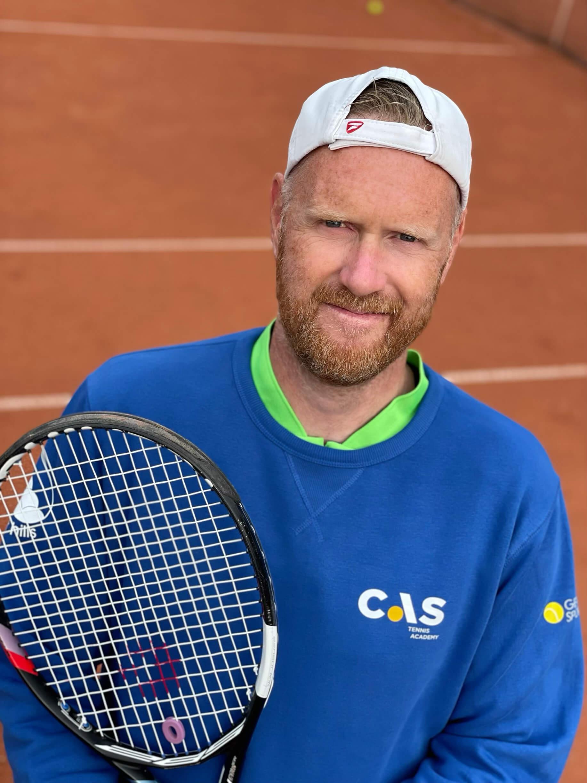 Tom Van Beek Cas Tennis Academy